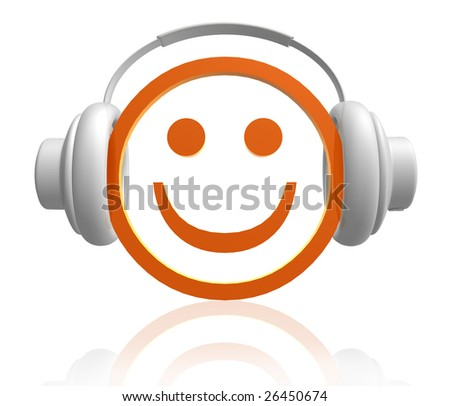 Joy Happiness Hearing Music Stock Illustration 26450674 Shutterstock