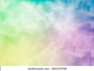 Joyful summer texture. Abstract image with a sense of lightness, freshness, sun-drenched surface