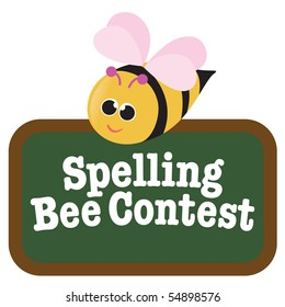 JPEG Spelling Bee with Sign