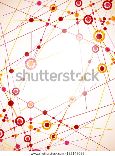 jpg, molecular structure, abstract background