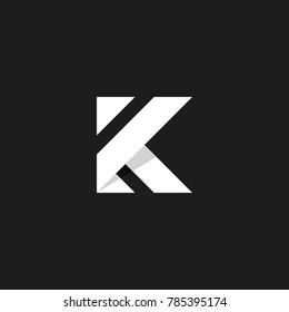K Letter Mark