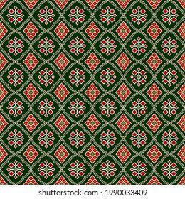 Kalamkari and patola digital designs, indian traditional digital patterns