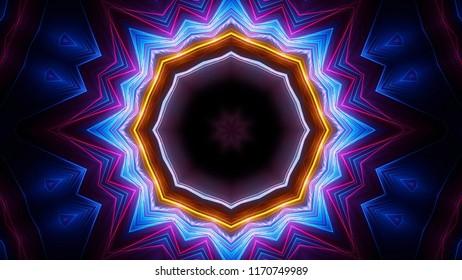 Kaleidoscope; background / texture