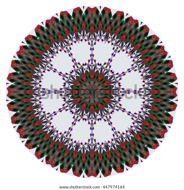 Kaleidoscope pink blue black red flower floral background backdrop pattern intricate design vivid intricate white green holes spaces