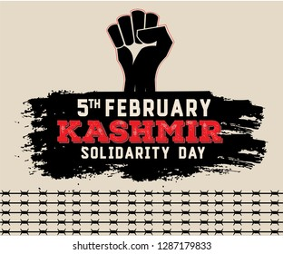 Kashmir Solidarity Day 5 Feb Pakistan