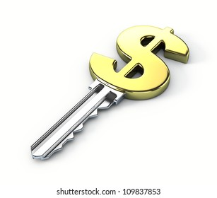 Key to money