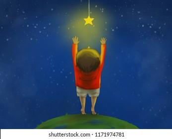 Ilustraciones, imágenes y vectores de stock sobre Child