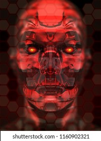 A killer cyborg sent from the future to destroy mankind.