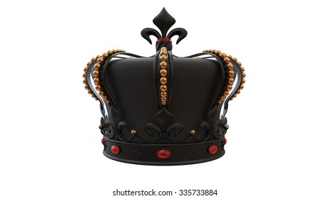 king crown black gold ruby 260nw 335733884