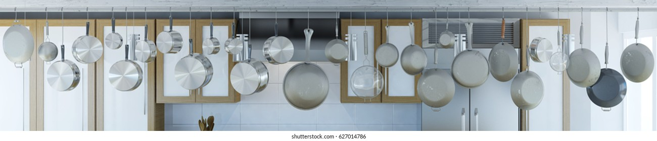 Pots And Pans Images, Stock Photos & Vectors | Shutterstock