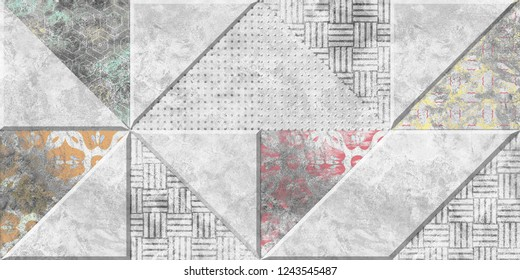 kitchen, washroom ceramic digital  wall tile design, wallpapers & background.