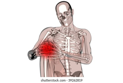 knee muscle pain
