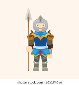 knight theme elements