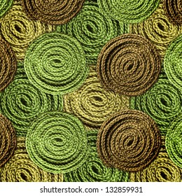 knitting fragments texture background