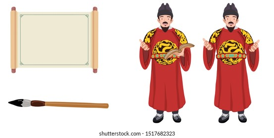 Korean Hangul Proclamation Day / Korean Alphabet Day , Korean Handwritten Day, Remove background