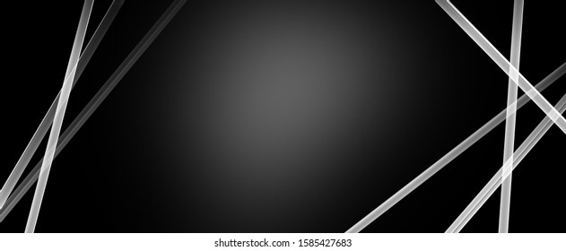 Large metal banner dark background. or Abstract dark background with brushed texture.