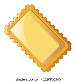 Lasagne icon. Cartoon of lasagne icon for web design isolated on white background