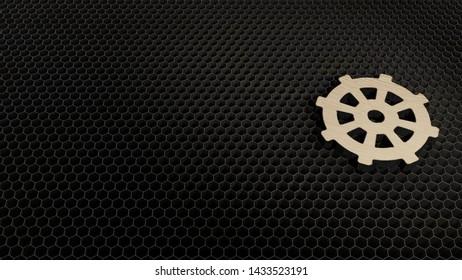 Dharmachakra Images, Stock Photos & Vectors   Shutterstock