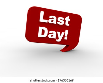 Last Day on Sale