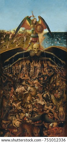 LAST JUDGMENT by Jan