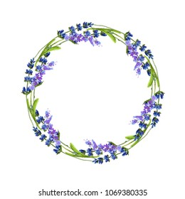 Lavender collection, painted in watercolor. For card making, party invitations, wedding invitations, stationery, party tags, blog design, logos, digital scrapbooking, packaging, greeting cards, poster