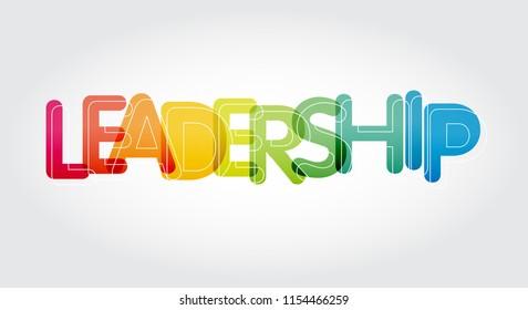 leadership word motivation