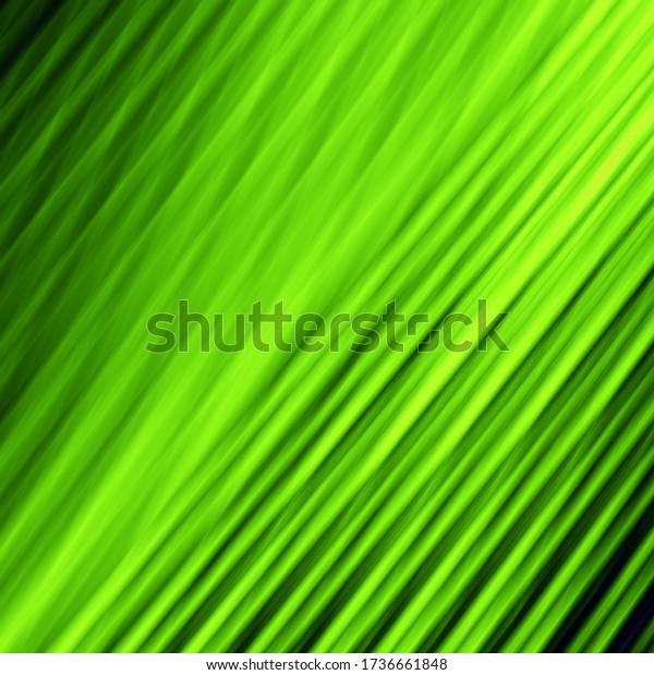 Leaf green art abstract illustration backdrop design