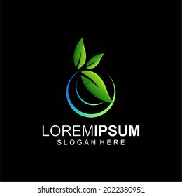 leaf grenn logo color full