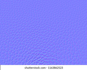 Leather texture in normal map