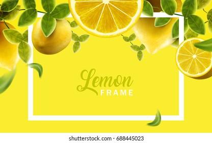 Lemon Wallpaper Images Stock Photos Vectors Shutterstock