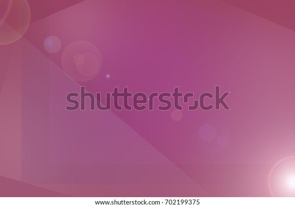 Lens flare on purple background