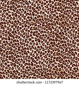 leopard skın background design pattern