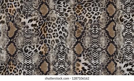leopard design pattern