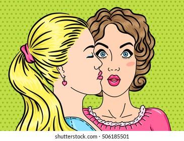 Consider, blonde loving lesbian clips apologise