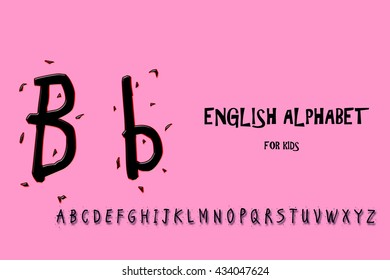 letter b suitable for your project