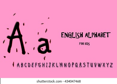 letter a suitable for your project
