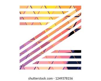letter z logo icon