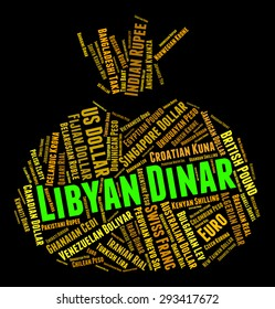 Libyan Dinar Meaning Foreign Currency And Fx