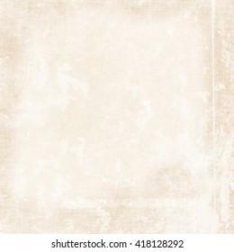 light beige old paper texture background