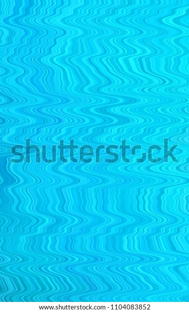 Light BLUE background with liquid shapes. A vague circumflex abstract illustration with gradient. A completely new template for your business design.
