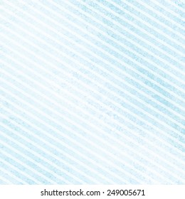 light blue background with stripes in diagonal pattern and faint texture, baby boy birth announcement or shower invitation background