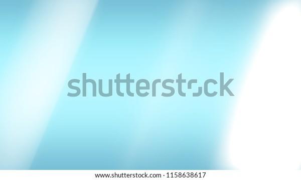 Light Blue Gradient Color Background Wallpaper Stock