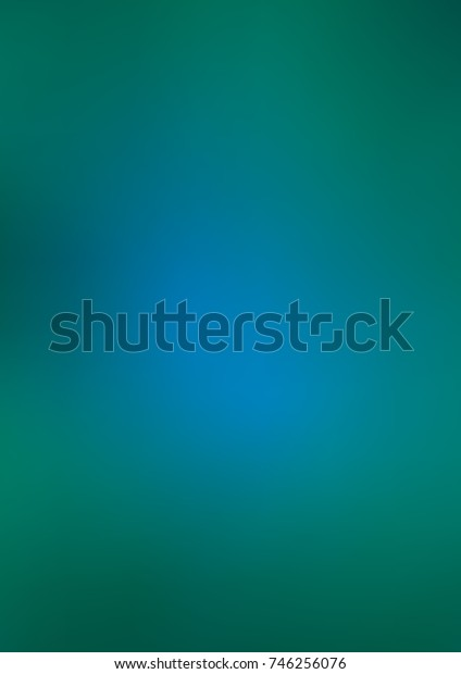 Light Blue, Green blurred bright template. Shining colored illustration in a brand-new style. A completely new design for your business.