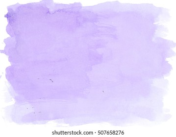 Light Blue watercolor background, luscious palette. Abstract canvas with paper texture.