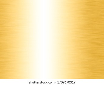 Light gold metal abstract background