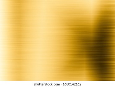 Light gold metal texture background