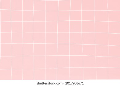 Light gray distorted square tile texture background illustration