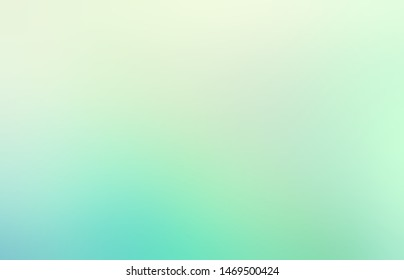 Light green delicate defocus texture. Simple blur bright abstract background.