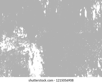 Light grey abstrat grunge style surface old wall rough effect dirty texture template background for web and print