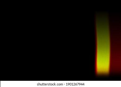 light leak for analogue film